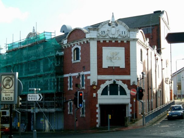 the orbit club venue leeds united kingdom building morley